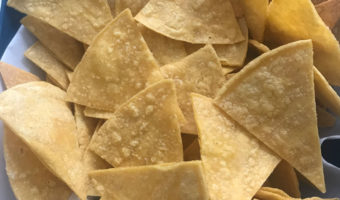 Lightly Salted Baked Tortilla Chips