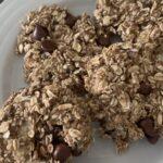 Oatmeal Chocolate Chip Breakfast Cookie